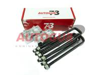 Комплект для Лифта подвески УАЗ 2206 Евро 3,4, УАЗ 469 (60 мм) Алюминий Autogur73